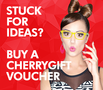 Stuck for ideas? Buy a CherryGift voucher